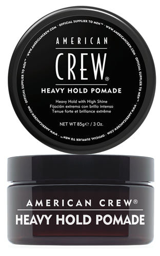 CREW HEAVY HOLD POMADE 85G - Crazy Beauty Shop