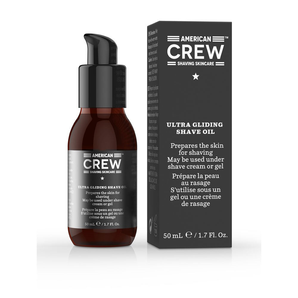 SHAVING SKINCARE ULTRA GLIDING SHAVE OIL 50ML - Crazy Beauty Shop