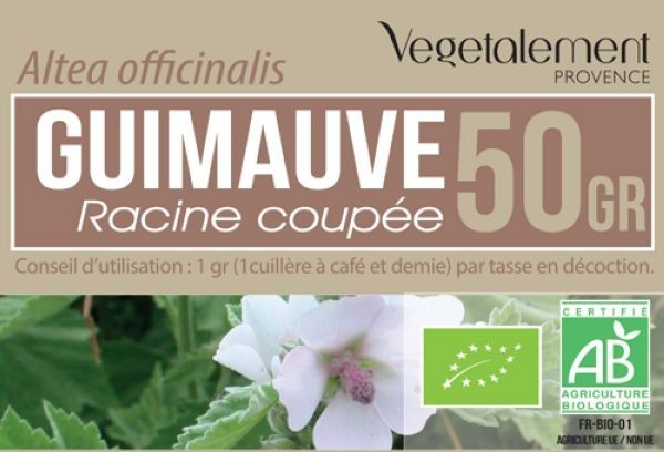 Guimauve BIO 50 GR - Crazy Beauty Shop
