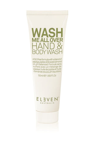 WASH ME ALL OVER HAND & BODY WASH 5ml - Crazy Beauty Shop