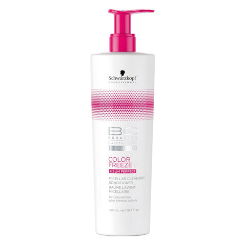 BC Micellar Cleansing Conditioner Color Freeze 500ml - Crazy Beauty Shop