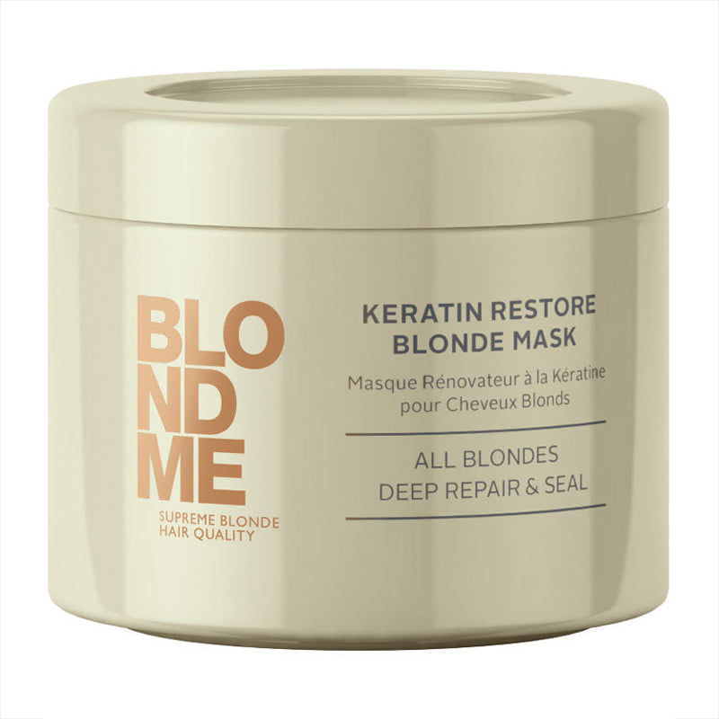 Restore Blonde Mask All Blondes 200ml - Crazy Beauty Shop