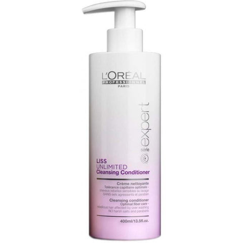 LISS UNLIMITED CHEVEUX REBELLES 400ML - Crazy Beauty Shop