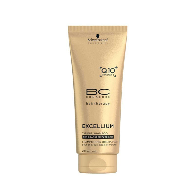 BC EXC Taming Shampoo 200ml - Crazy Beauty Shop