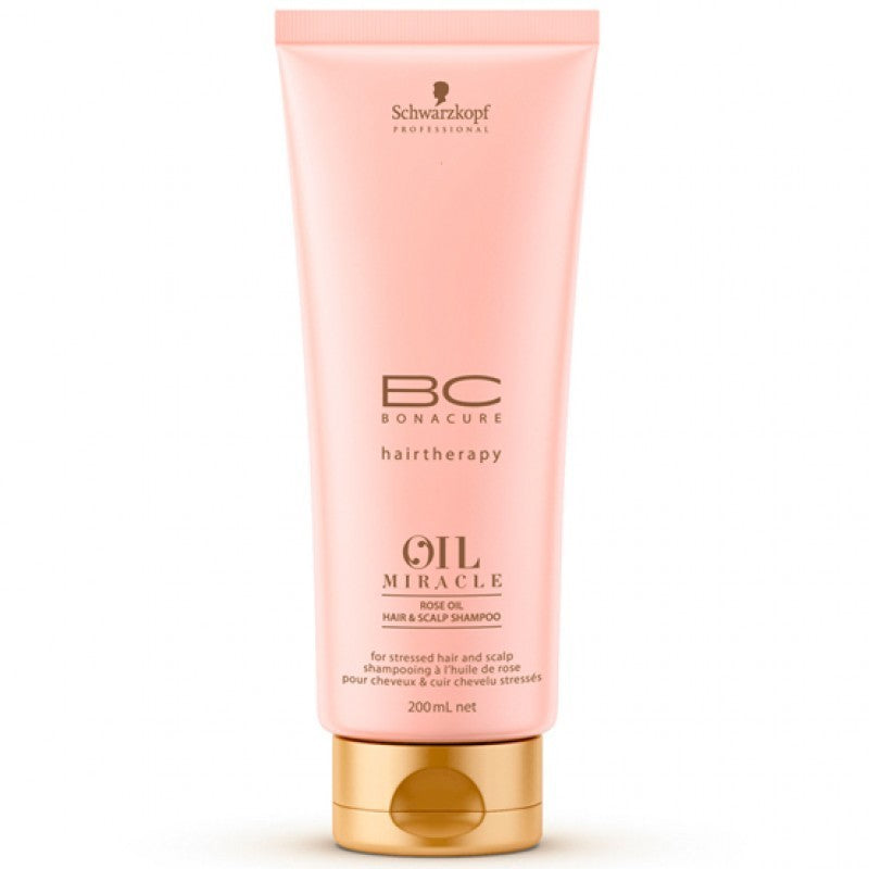 BC Oil Miracle Rose Oil-In-Shampoo 200ml - Crazy Beauty Shop