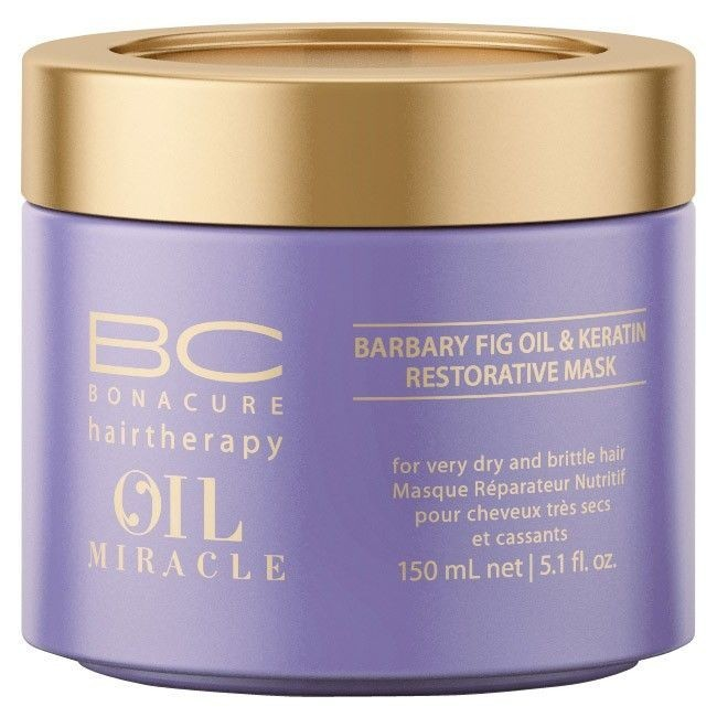 BC Oil Miracle Barbary Fig Mask 150ml - Crazy Beauty Shop