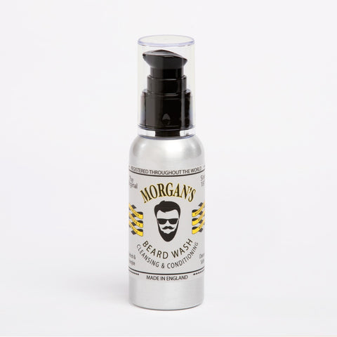BEARD WASH 100ML BOTTLE - Crazy Beauty Shop