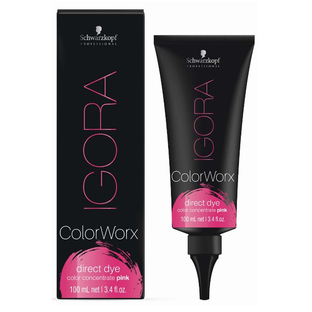 IGORA COLORWORX Pink 100ml - Crazy Beauty Shop