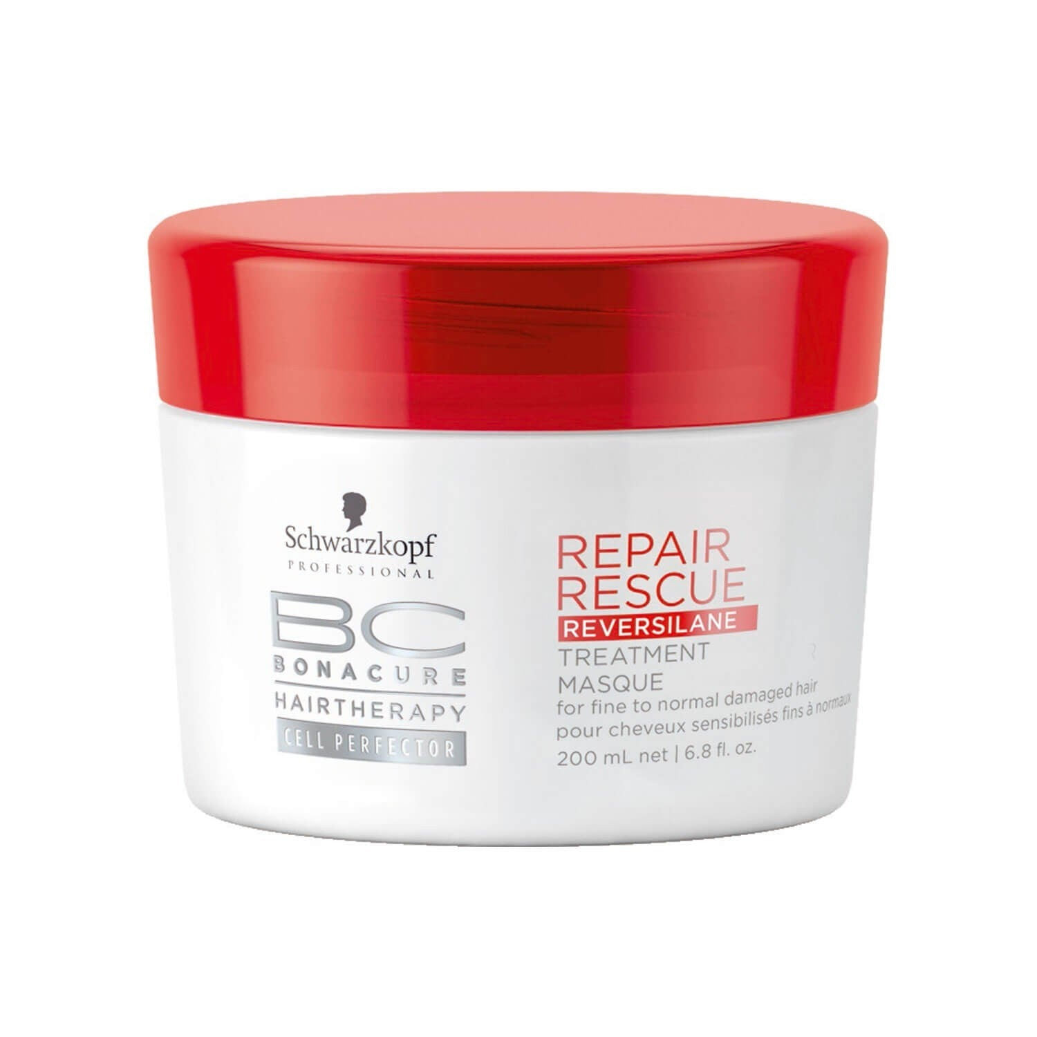 BC Repair Rescue Masque Nutritif 200ml - Crazy Beauty Shop