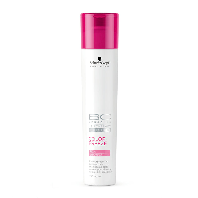 BC Color Freeze Rich Shampoo 250ml - Crazy Beauty Shop
