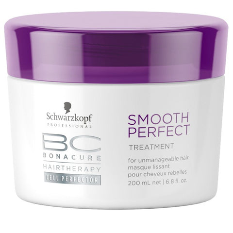 BC Smooth Perfect Treatment 200ml - Crazy Beauty Shop