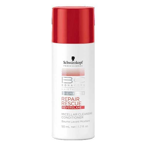 BC Micellar Cleansing Conditioner Repair Rescue 50ml - Crazy Beauty Shop