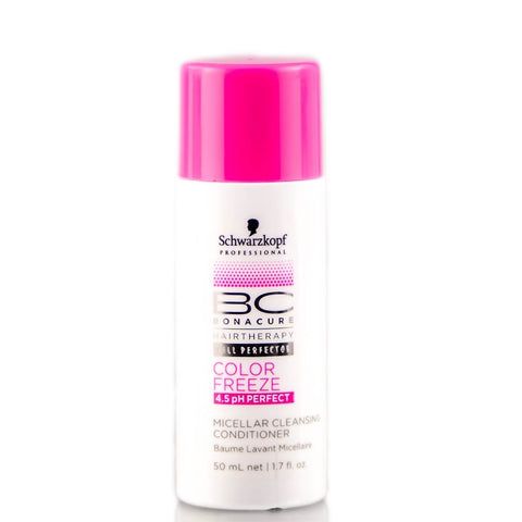 BC Micellar Cleansing Conditioner Color Freeze 50ml - Crazy Beauty Shop