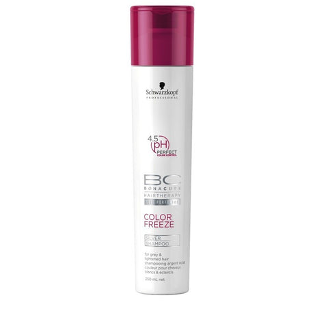 BC Color Freeze Silver Shampoo 250ml - Crazy Beauty Shop