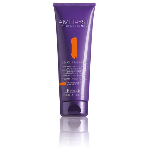 AMETHYSTE Colouring Mask Copper 250ml - Crazy Beauty Shop