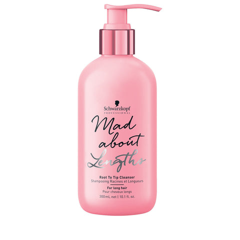 Mad About Lengths Root to Tip-Cleanser 300ml - Crazy Beauty Shop