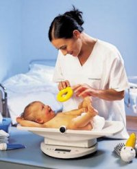 Baby Scales Rental Image