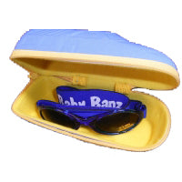 Baby Banz Sunglasses Case Blue