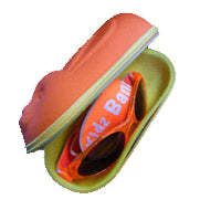 Baby Banz Sunglasses Case Orange