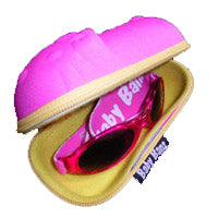 Baby Banz Sunglasses Case Pink