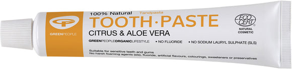 Citrus Toothpaste  (50ml)