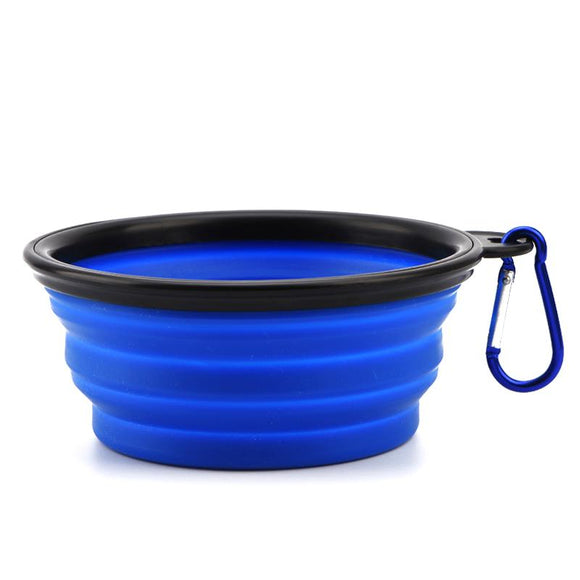 Collapsible Silicone Bowl - 350ml