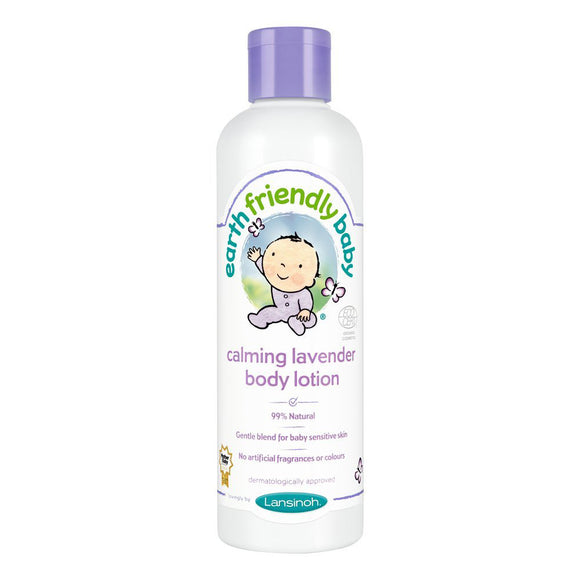 Lansinoh Calming Lavender Body Lotion