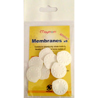 Membranes for Medela Breastpump Pack of 8
