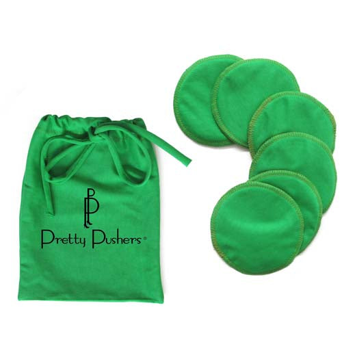 Pretty Pushers Nursing Pads With Bag