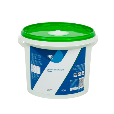 PAL TX Surface Disinfectant Wipes (1000 Sheet Bucket)
