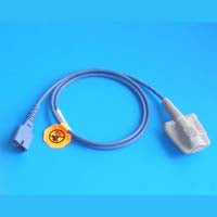 Adult Soft Tip Finger SP02 Sensor (Nellcor Compatible)