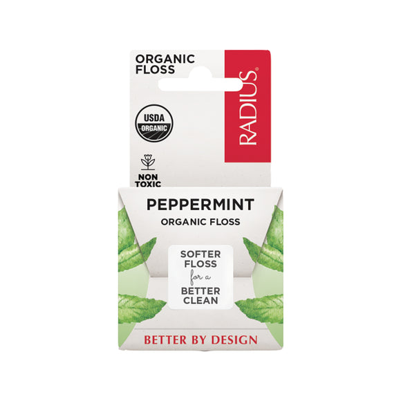Radius Floss USDA Organic Peppermint
