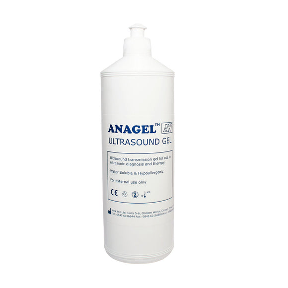Ultrasound Transmission Gel (1 Litre)