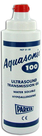 Aquasonic 100 Ultrasound Transmission Gel (250 ml)