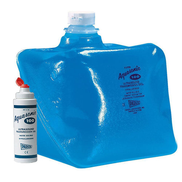 Aquasonic 100 Ultrasound Transmission Gel 5L