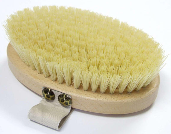 Hydrea Professional Body Brush with Natural Bristles (Medium Strength)