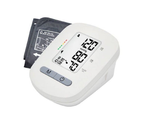 Arm-Type Fully Automatic Blood Pressure Monitor