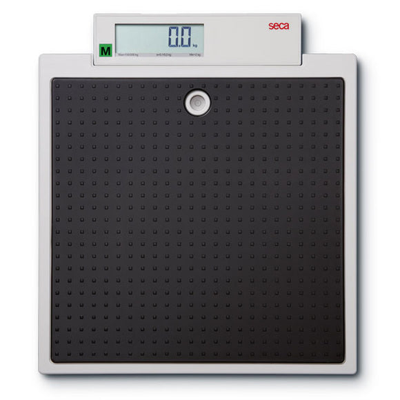 Seca 875 Flat Scale With Integrated Display