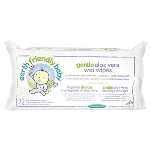 Lansinoh Gentle Aloe Vera Wet Wipes