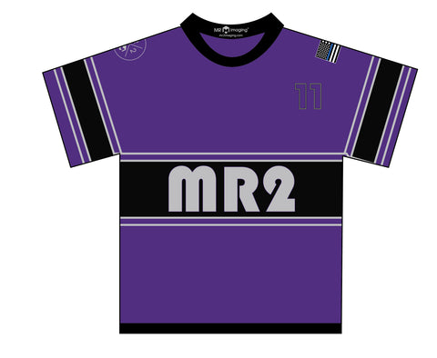 MR2 Selects SB Sublimated Purple Jersey