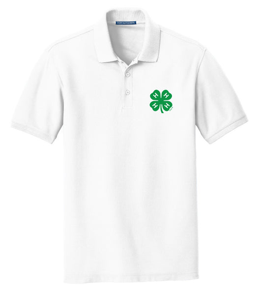 Gloucester County 4-H Clover Men's SS Polo