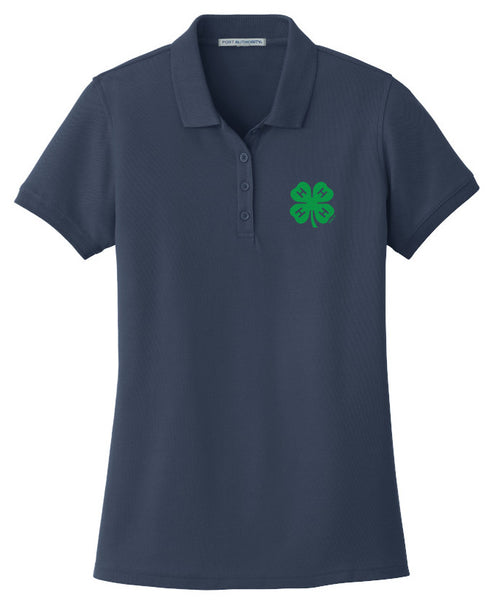 Gloucester County 4-H Clover Ladies SS Polo