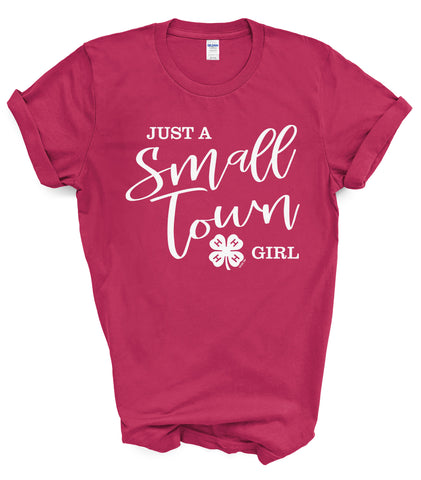 Gloucester County 4-H Small Town Girl T-Shirt