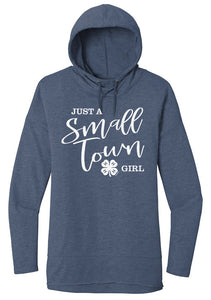Gloucester County 4-H Small Town Girl Featherweight Hoodie
