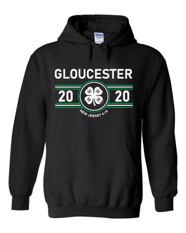 Gloucester County 4-H 2020 Hoodie