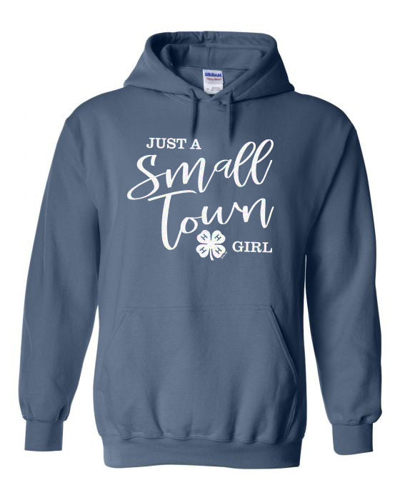 Gloucester County 4-H Small Town Girl Hoodie