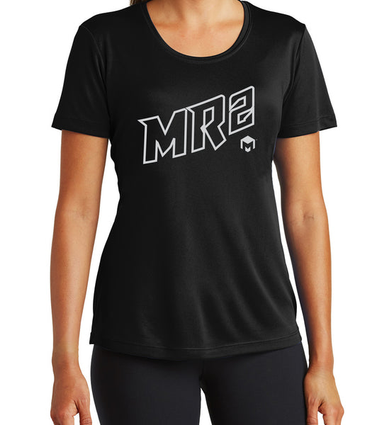 MR2 Collection Women's Dri Fit Short Sleeve Shirt