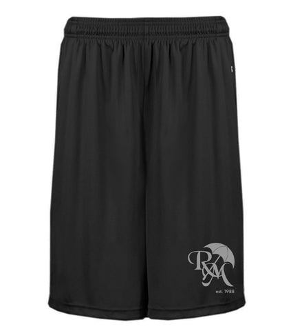 RM | Logo Athletic Pocketed Shorts