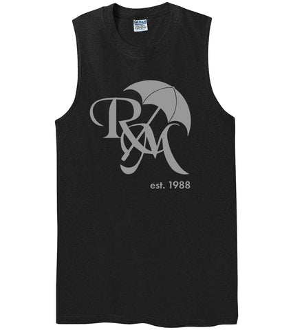 RM | Big Logo Sleeveless Shirt