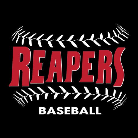 Reapers Baseball Double Seam Logo